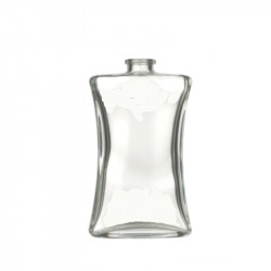 Frasco de vidrio Lech.