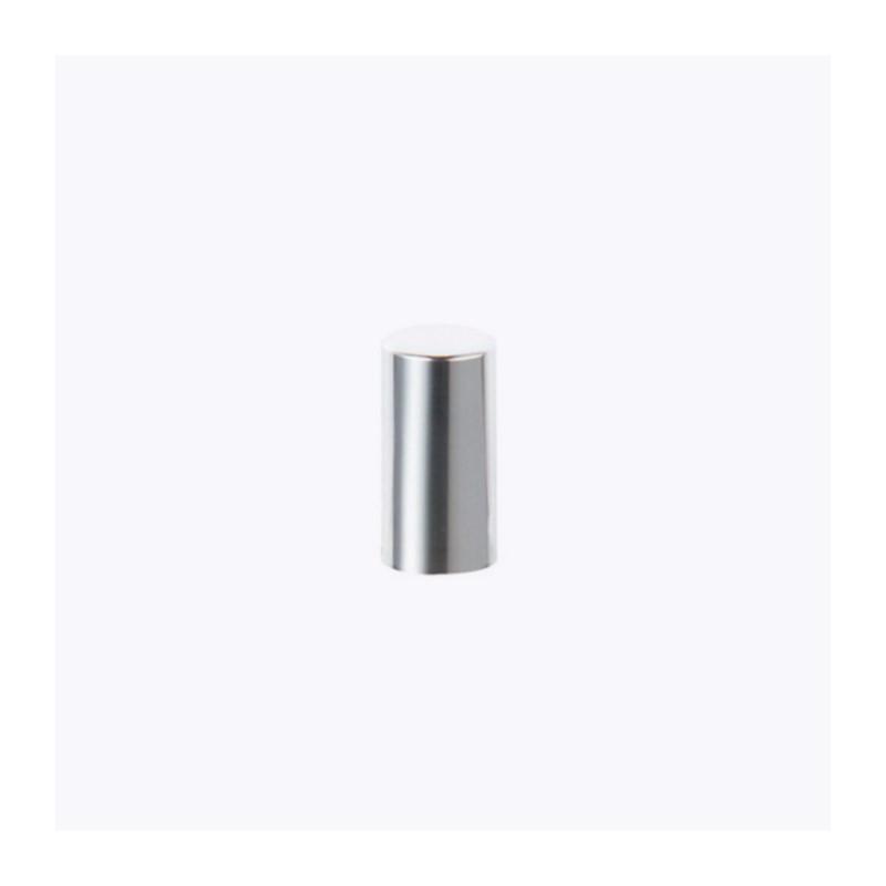 Tapón aluminio para vaporizador de botellas de perfumes.