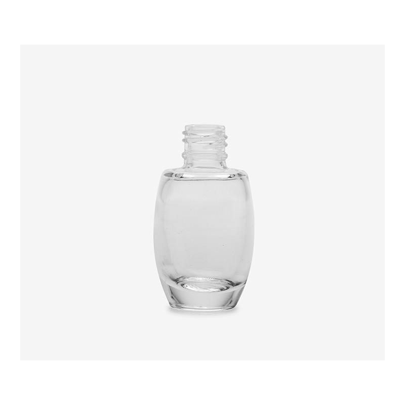 Frasco de vidrio para esmaltes y lacas de uñas, vera very10ml