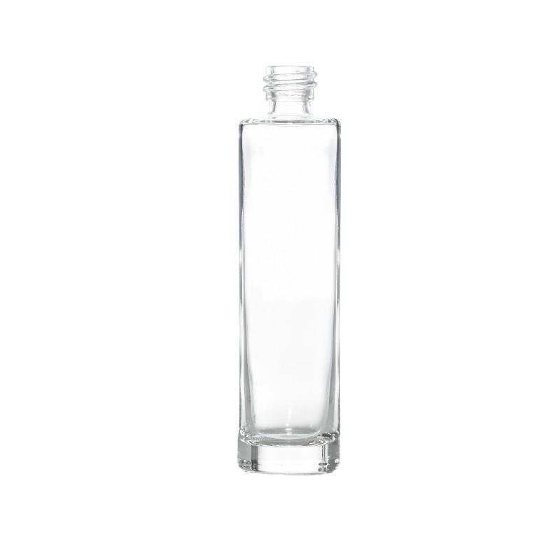 Frasco de vidrio cosmético 50ml boca GCMI 18/415.