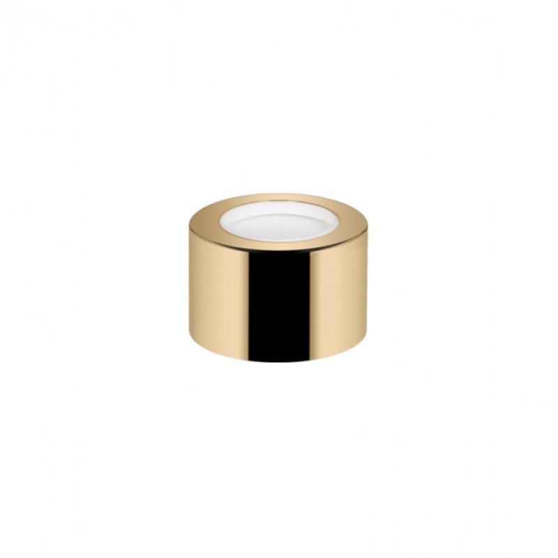 Collar dorado 24/410 para frascos Mikados