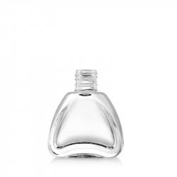 Envase de vidrio para esmaltes de uñas .